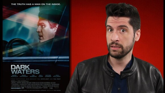 Jeremy Jahns - Dark waters - movie review