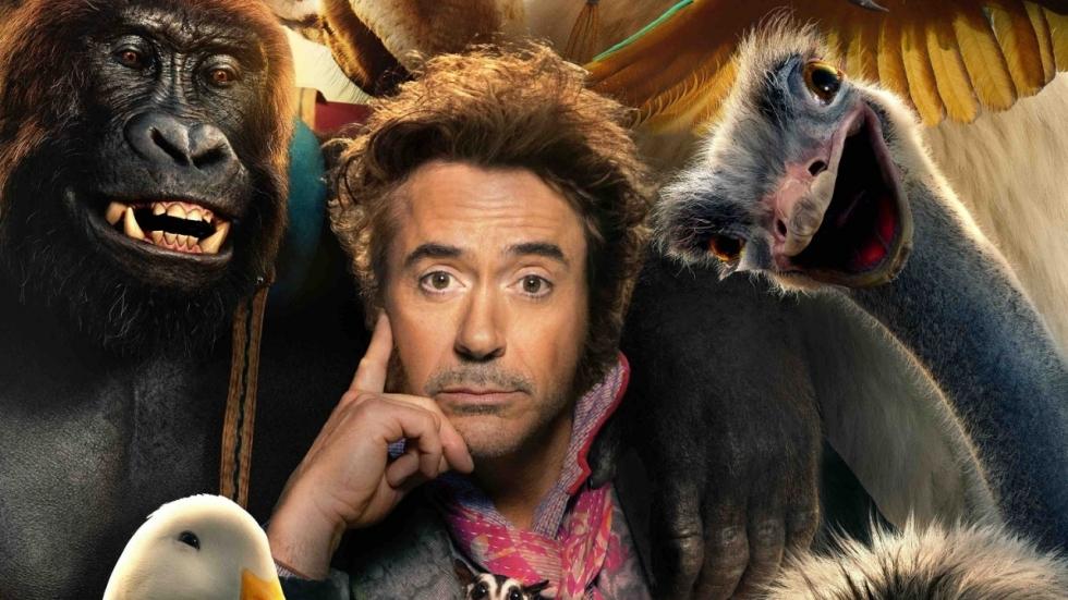 Hilarische auditiebeelden Robert Downey Jr.