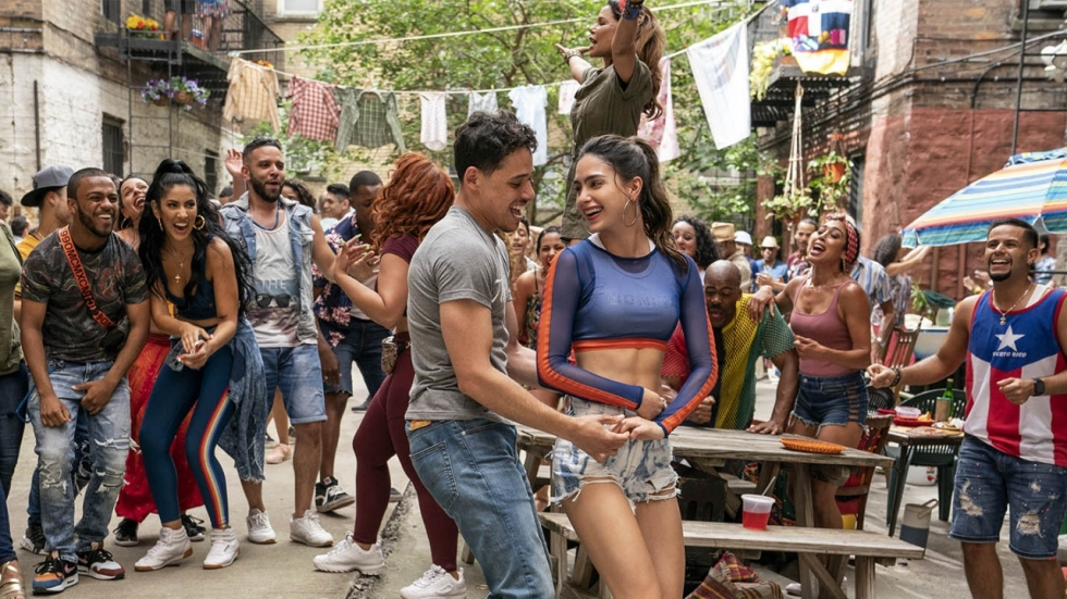 Eerste trailer 'In the Heights' is kleurrijk, levendig en zit vol emotie!