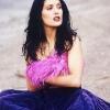 Salma Hayek plaatst weer eens sensuele foto's op haar Instagram