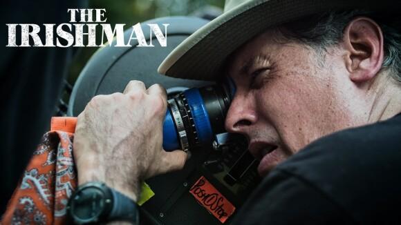 The Irishman cameratechnieken
