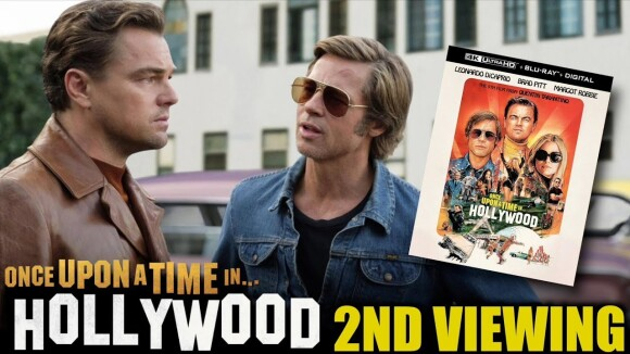 Chris Stuckmann - Once upon a time in hollywood - second viewing