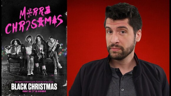Jeremy Jahns - Black christmas - movie review