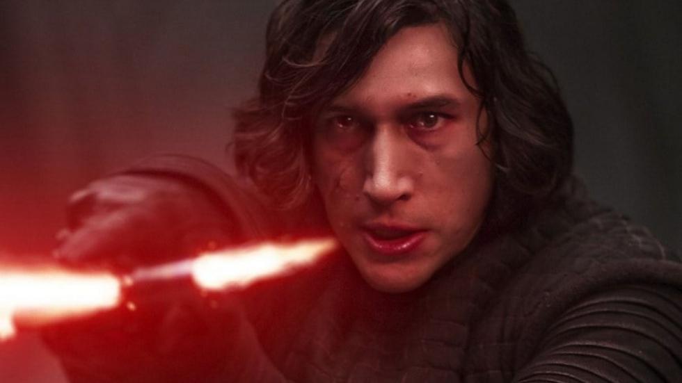 Humor: Adam Driver is titel van 'Star Wars: The last Jedi' vergeten