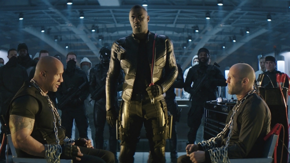 "Blu-ray review: 'Hobbs and Shaw' en de ""Black Superman"" van Idris Elba"
