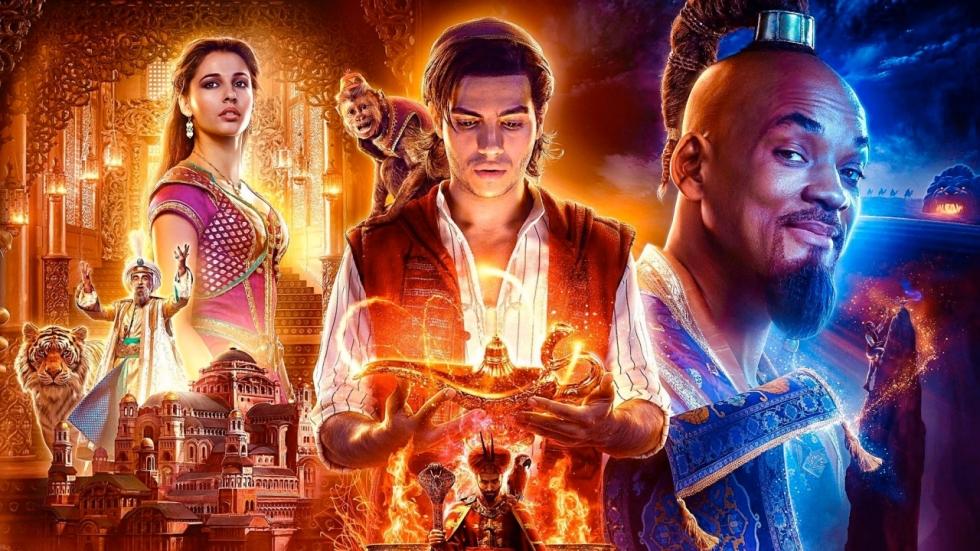 'Aladdin' zéér binnenkort al op Disney+ te zien