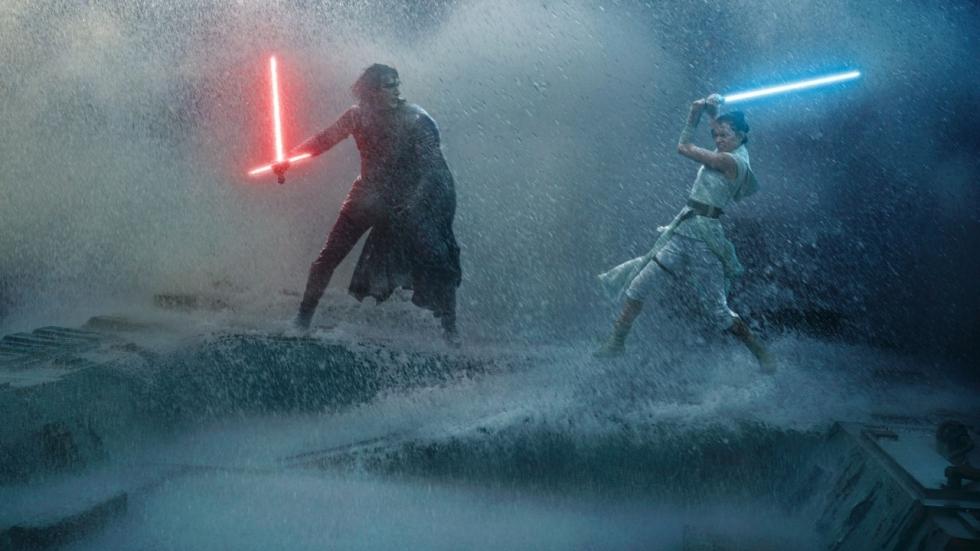 George Lucas werkte mee aan 'Star Wars: The Rise of Skywalker'