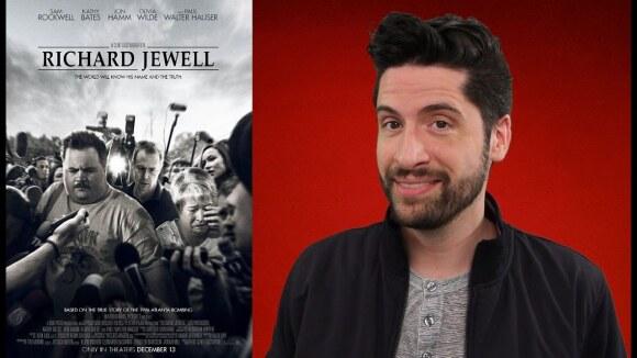 Jeremy Jahns - Richard jewell - movie review