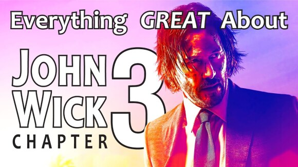 CinemaWins - Everything great about john wick: chapter 3 - parabellum!