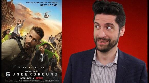 Jeremy Jahns - 6 underground - movie review