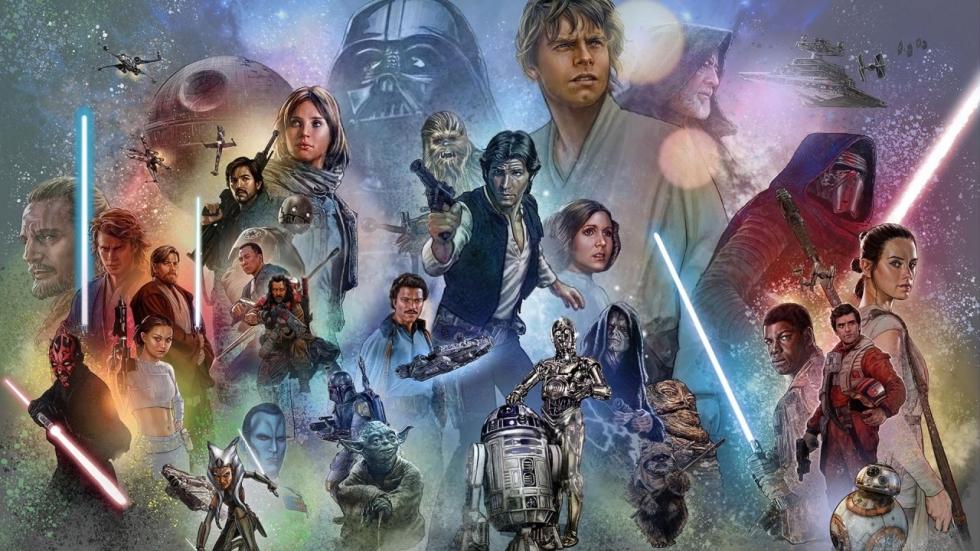 Alle 18 'Star Wars' films en series op de juiste kijkvolgorde!