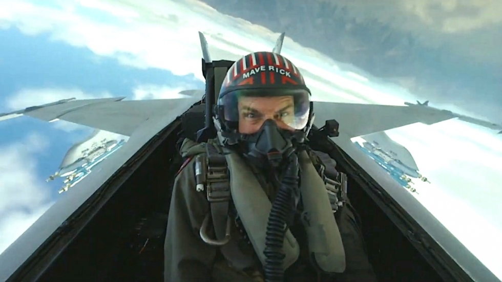 Nieuwe trailer 'Top Gun: Maverick' met Tom Cruise!