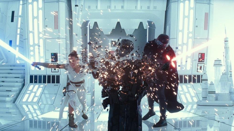 Waarom 'Star Wars: The Rise of Skywalker' al zo gespoild is