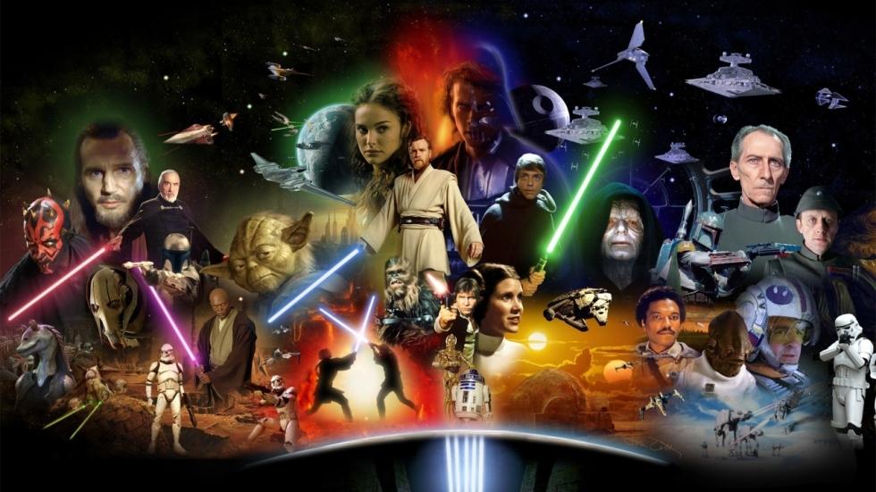 Dit is de volledige tijdlijn van 'Star Wars'