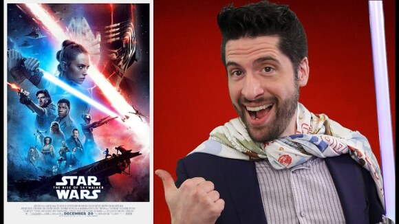 Jeremy Jahns - Star wars: the rise of skywalker - movie review