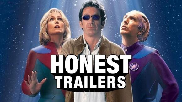 ScreenJunkies - Honest trailers | galaxy quest