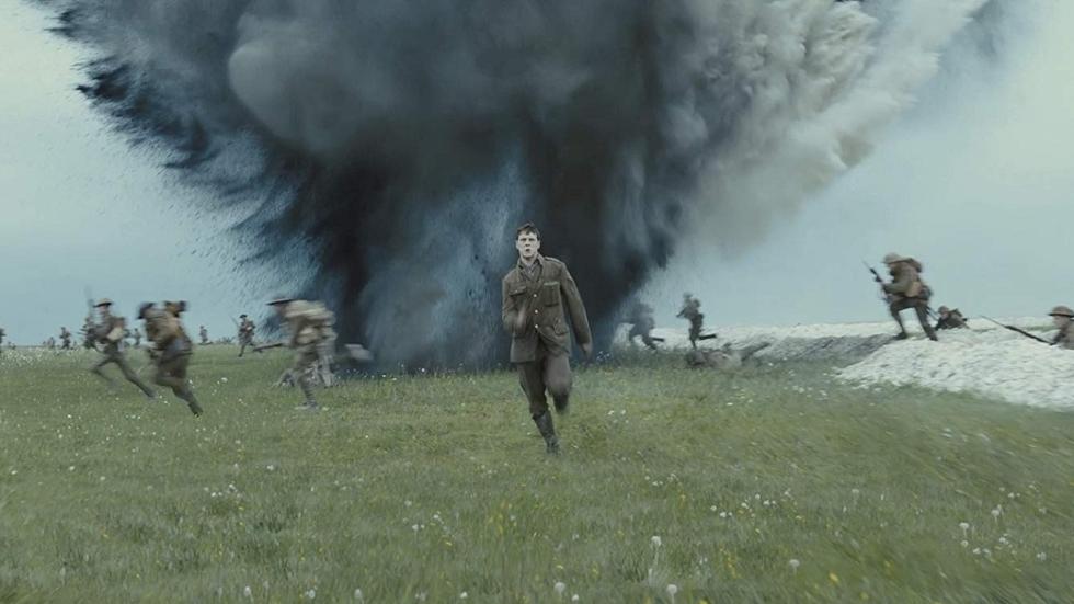 Laatste intense single-shot trailer voor '1917' van Sam Mendes!