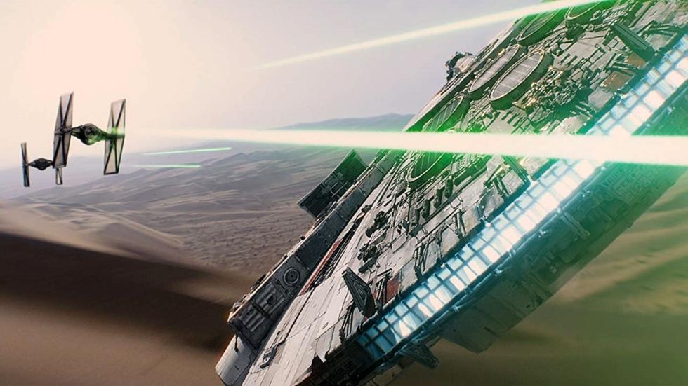 5 ruimtejagers die (bijna) net zo cool zijn als The Millennium Falcon uit 'Star Wars'!