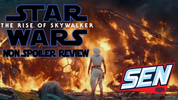 Schmoes Knows - The rise of skywalker non-spoiler review