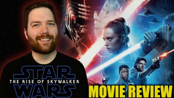 Chris Stuckmann - Star wars: the rise of skywalker - movie review