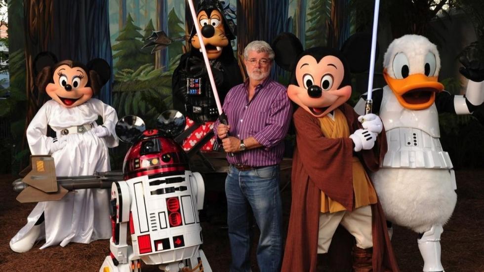 George Lucas ontbrak op rode loper 'Star Wars: The Rise of Skywalker'