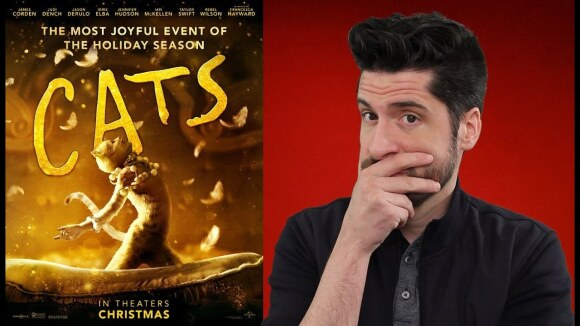 Jeremy Jahns - Cats - movie review