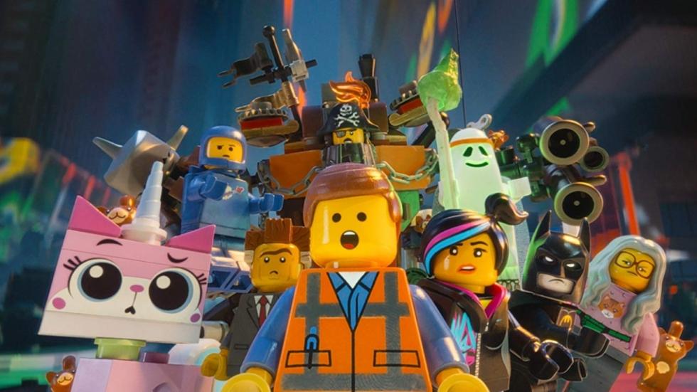Gerucht: Universal brengt compleet nieuwe LEGO films uit