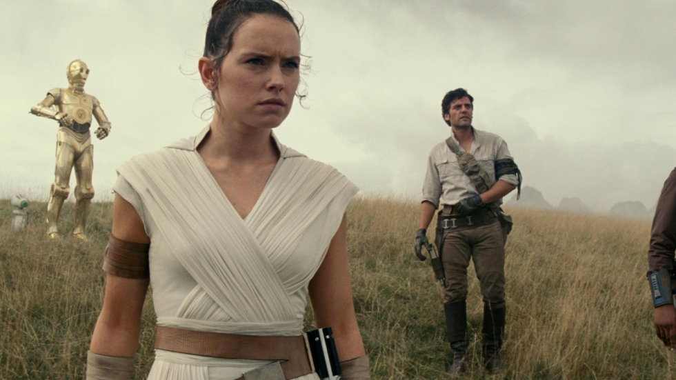 Opvallende kus in 'Star Wars: The Rise of Skywalker'