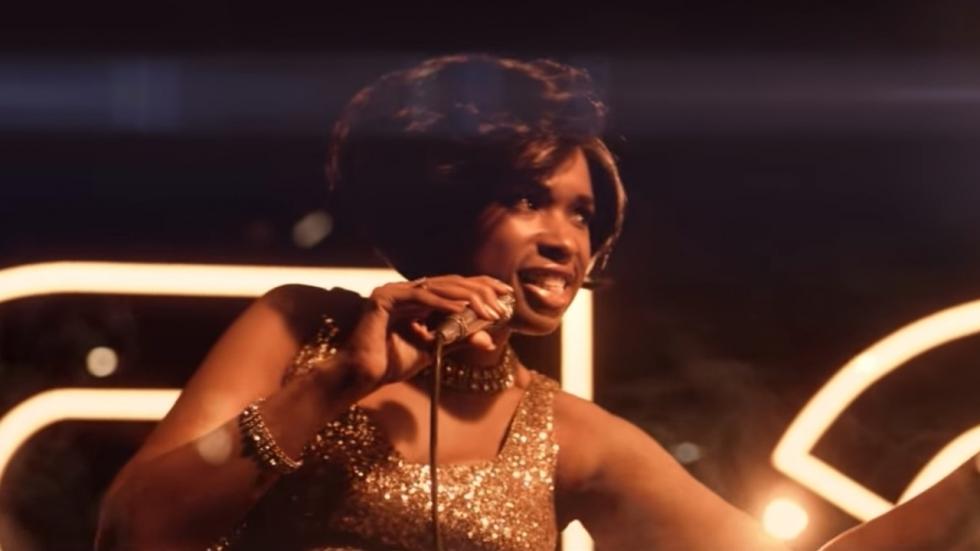 Teaser 'Respect': Jennifer Hudson als de legendarische Aretha Franklin