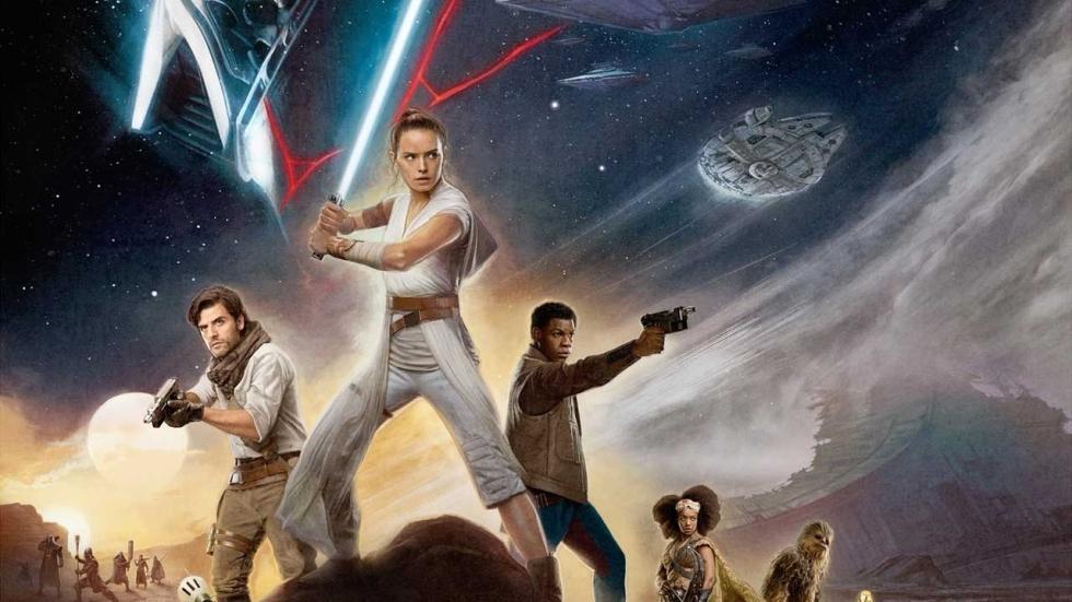[UPDATE] Grootse aftrap voor 'Star Wars: The Rise of Skywalker'