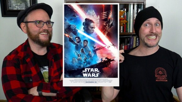 Channel Awesome - Star wars: the rise of skywalker - sibling rivalry