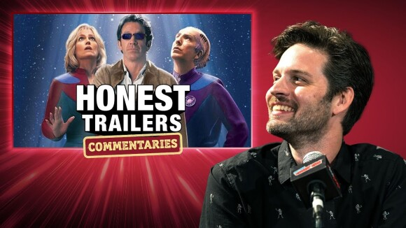 ScreenJunkies - Honest trailers commentary | galaxy quest