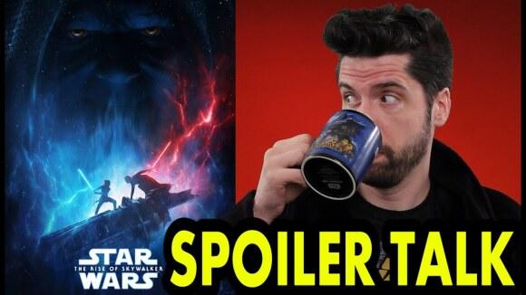 Jeremy Jahns - Star wars: the the rise of skywalker - spoiler talk