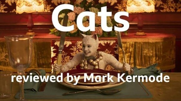 Kremode and Mayo - Cats reviewed by mark kermode