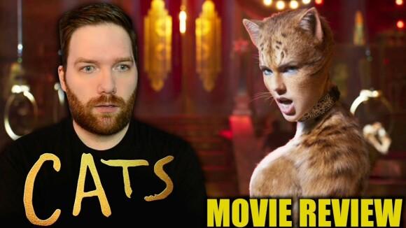 Chris Stuckmann - Cats - movie review
