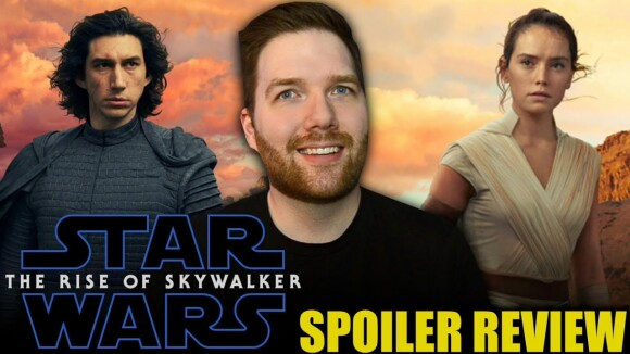 Chris Stuckmann - Star wars: the rise of skywalker - spoiler review