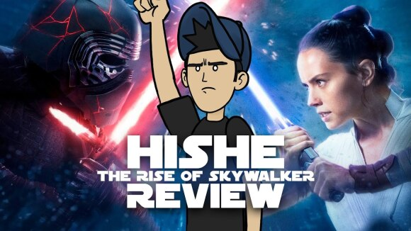 How It Should Have Ended - The rise of skywalker - hishe review (spoilers)