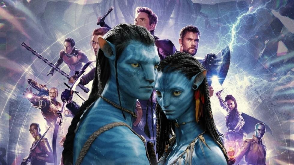 """'Avengers: Endgame' wordt """"op zeker"""" weer ingehaald door 'Avatar'"""