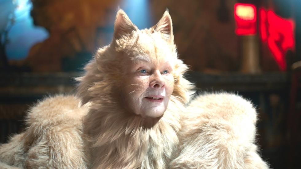 Kijkers spotten flinke blunder in 'Cats'