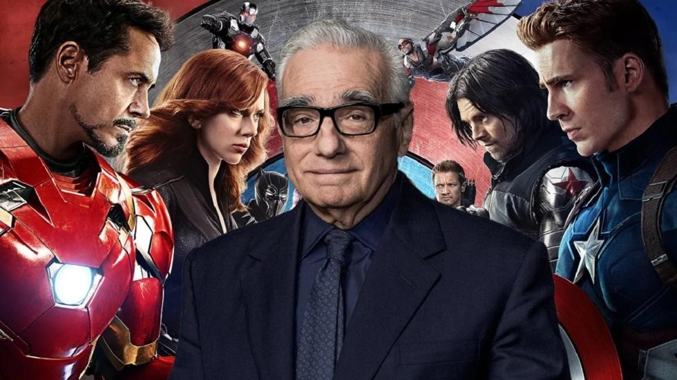 Dochter Martin Scorsese pest regisseur met Marvel-cadeaupapier!