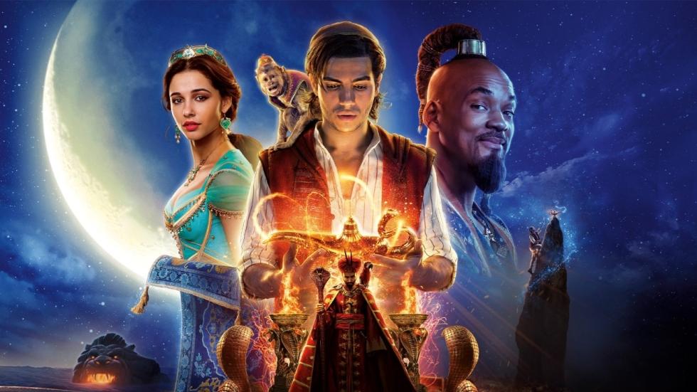 Kaskraker 'Aladdin' staat nu op Disney+