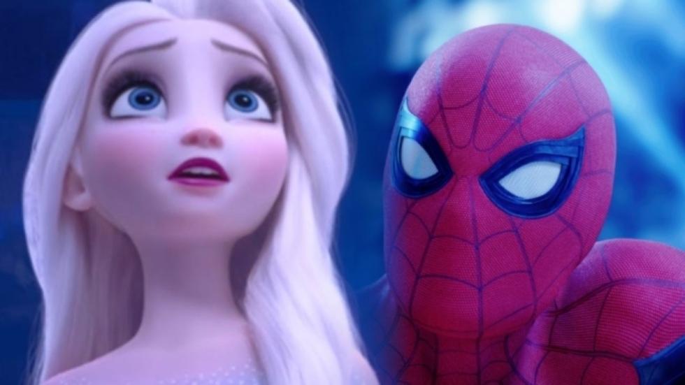 'Spider-Man: Far From Home' is prooi voor 'Frozen II'