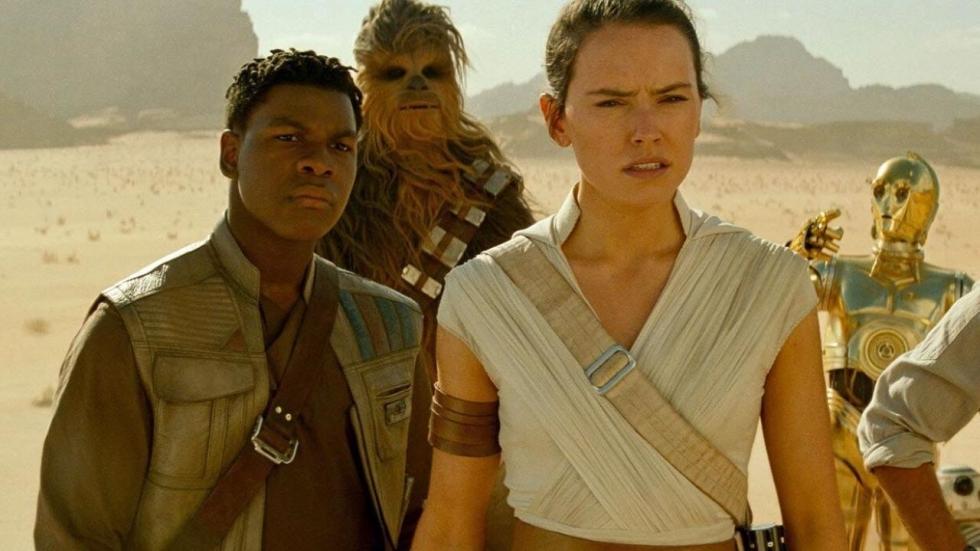 John Boyega onder vuur vanwege tweets m.b.t. 'Star Wars: The Rise of Skywalker'