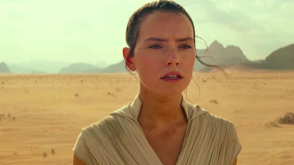 Eindscène 'The Rise of Skywalker' gemaakt met shots voor ander scène?