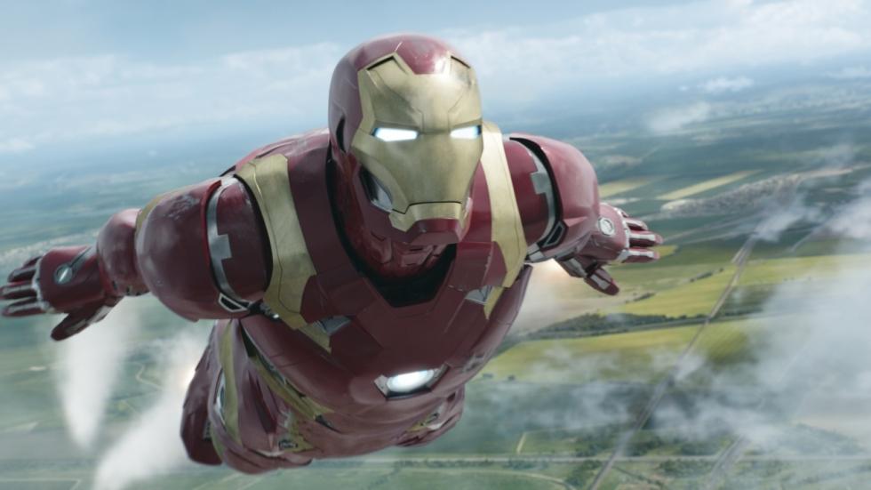 Het Marvel Cinematic Universe in 2 seconden!