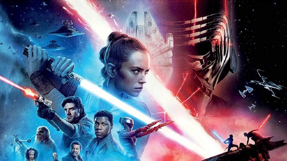 'Star Wars: The Rise of Skywalker - Part 1' en 'Part 2' was optie voor scriptschrijver