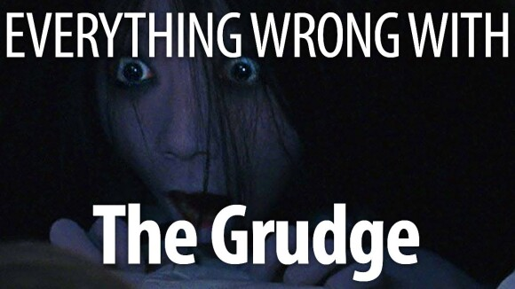 CinemaSins - Everything wrong with the grudge (2004) in gruuuuuuuuuuuuuudge minutes