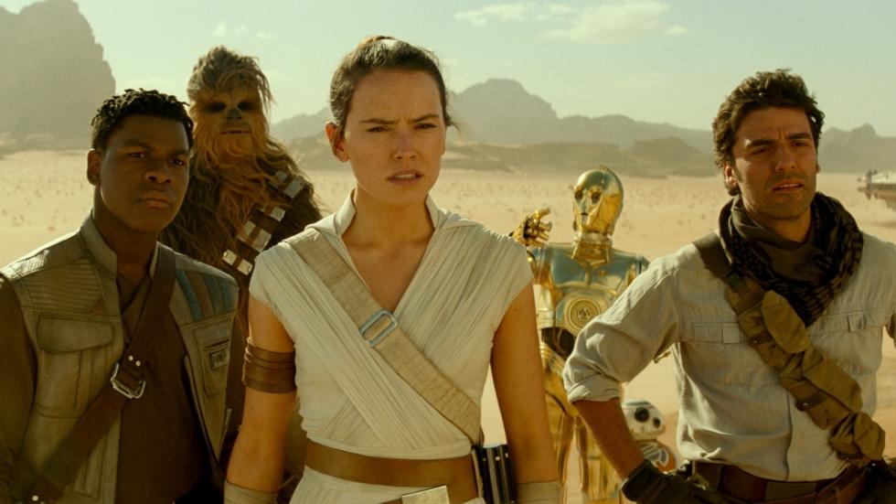 Er bleef niets over van oorspronkelijke scenario 'Star Wars: The Rise Of Skywalker'