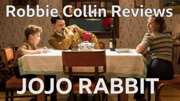 Kremode and Mayo - Jojo rabbit reviewed by robbie collin