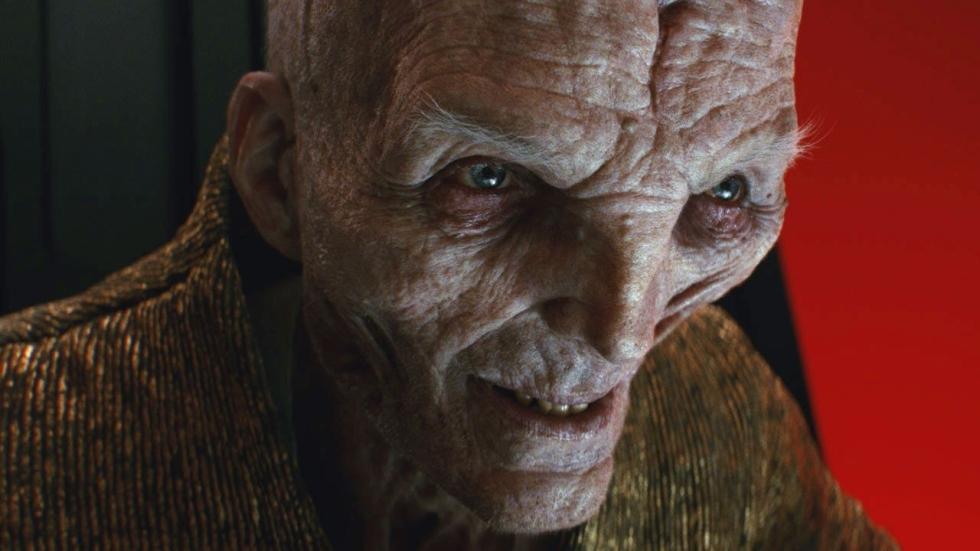 Al maanden geleden gehint naar Snoke-onthulling in 'Star Wars: The Rise of Skywalker'